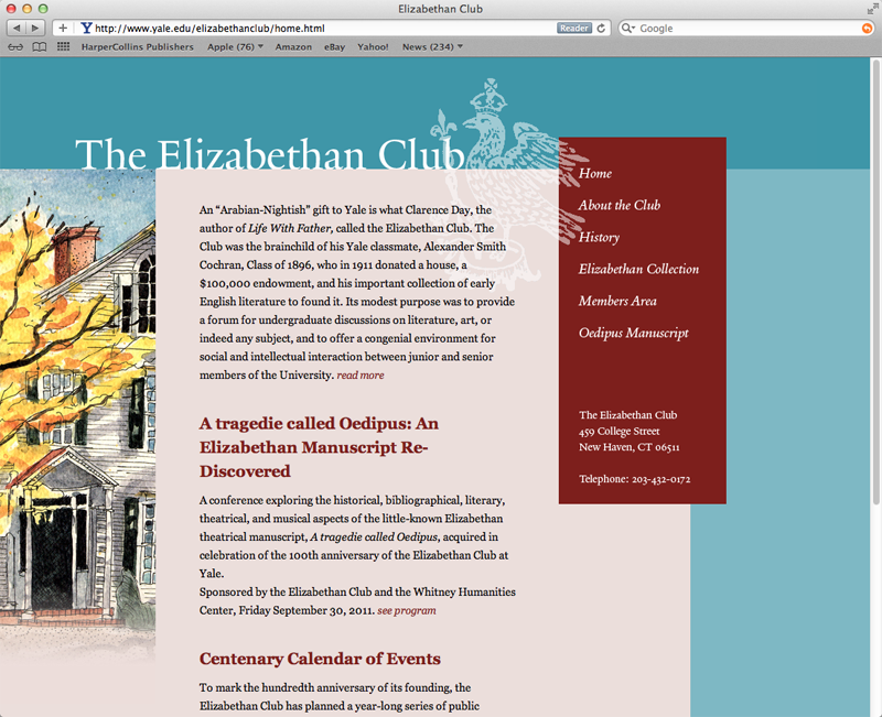 The Elizabethan Club