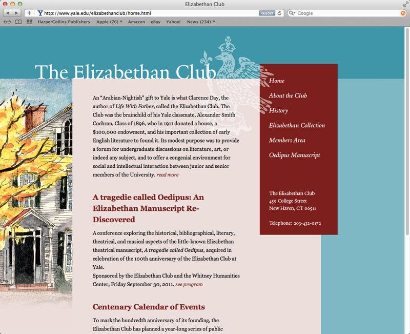 The Elizabethan Club
